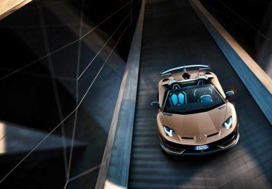 Offen ist im Trend: Lamborghini Aventador SVJ Roadster mit 770 PS