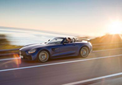 Neuer offener Sternenwagen: Mercedes-AMG GT R Roadster