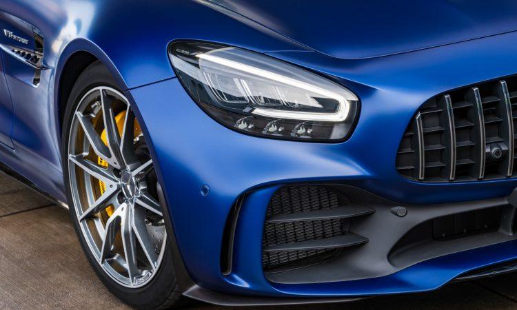 Mercedes AMG GT R Roadster 8 750x450 - Neuer offener Sternenwagen: Mercedes-AMG GT R Roadster