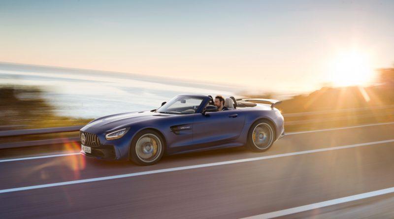 Mercedes AMG GT R Roadster 800x445 - Neuer offener Sternenwagen: Mercedes-AMG GT R Roadster
