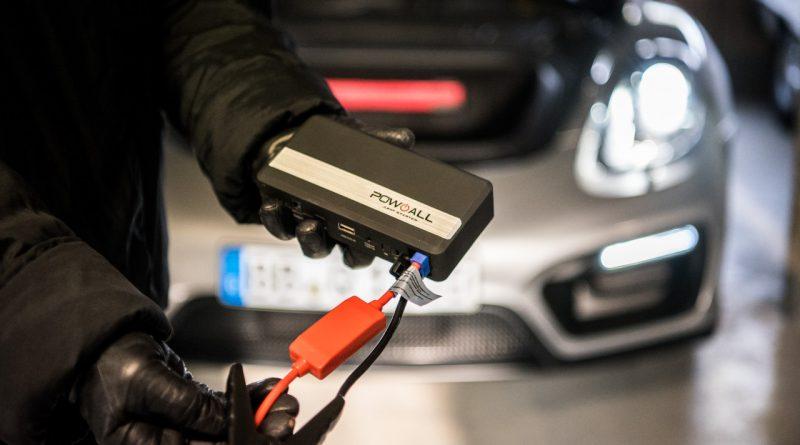 Oldtimer 14.000mAh Pow all Starthilfe BWIdee Test mit Porsche Boxster GTS 5 800x445 - Test: 14.000 mAh Pow all Starthilfe von BWIdee