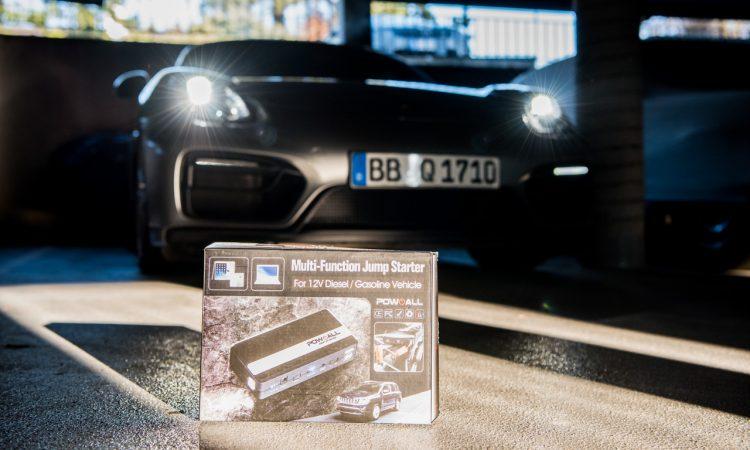 Oldtimer 14.000mAh Pow all Starthilfe BWIdee Test mit Porsche Boxster GTS 750x450 - Test: 14.000 mAh Pow all Starthilfe von BWIdee