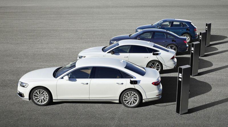 Plug in Hybrid Modelle Audi Q5 A6 A7 und A8 2 800x445 - Neu: Audi Q5, A6, A7, A8 als Plug-in-Hybrid-Modelle