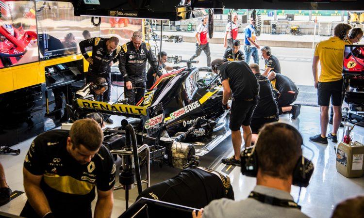 Renault F1 Formel 1 AUTOmativ.de Benjamin Brodbeck 12 750x450 - Exklusive Werksbesichtigung bei Renault Sport F1 in Enstone: Prototypenbau ad absurdum