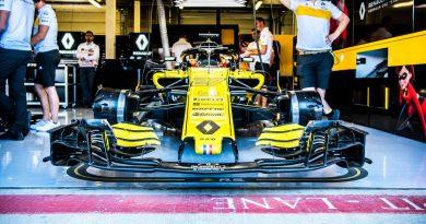 Renault F1 Formel 1 AUTOmativ.de Benjamin Brodbeck 13 390x205 - Exklusive Werksbesichtigung bei Renault Sport F1 in Enstone: Prototypenbau ad absurdum