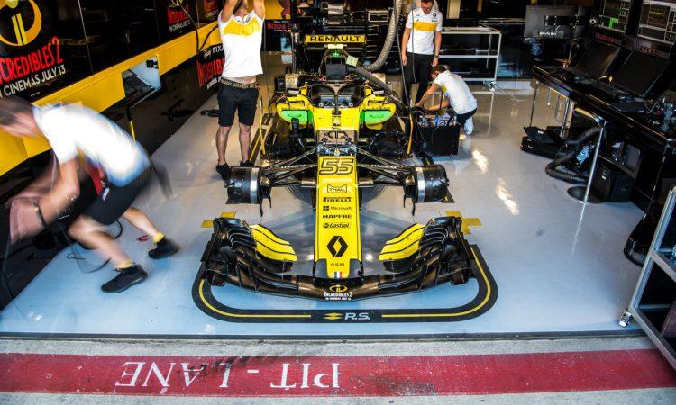 Renault F1 Formel 1 AUTOmativ.de Benjamin Brodbeck 15 750x450 - Exklusive Werksbesichtigung bei Renault Sport F1 in Enstone: Prototypenbau ad absurdum