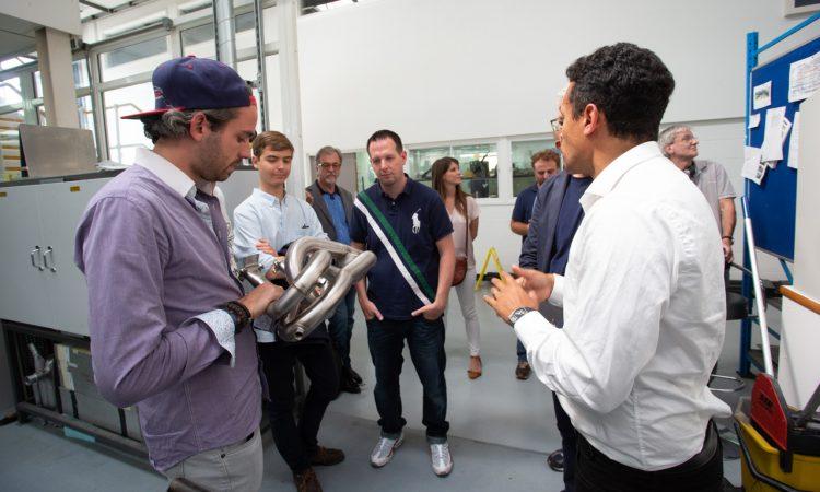 Renault F1 Formel 1 AUTOmativ.de Benjamin Brodbeck 4 750x450 - Exklusive Werksbesichtigung bei Renault Sport F1 in Enstone: Prototypenbau ad absurdum