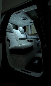 """THE WHISPER OF ECSTASY Rolls Royce Cullinan x BILLIONAIRE Limited Edition 5 216x360 - """"The whisper of Ecstasy """" Rolls-Royce Cullinan x Billionaire Limited Edition: Dekadenz kennt keine Grenzen"""