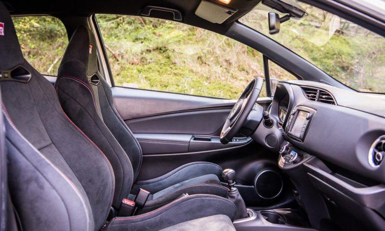 Toyota Yaris GRMN Test Fahrbericht 2018 Lotus Motor 1.8 212 PS AUTOmativ.de Benjamin Brodbeck 31 750x450 - Fahrbericht Toyota Yaris GRMN: Höllisches Minimonster mit Lotus-Effekt