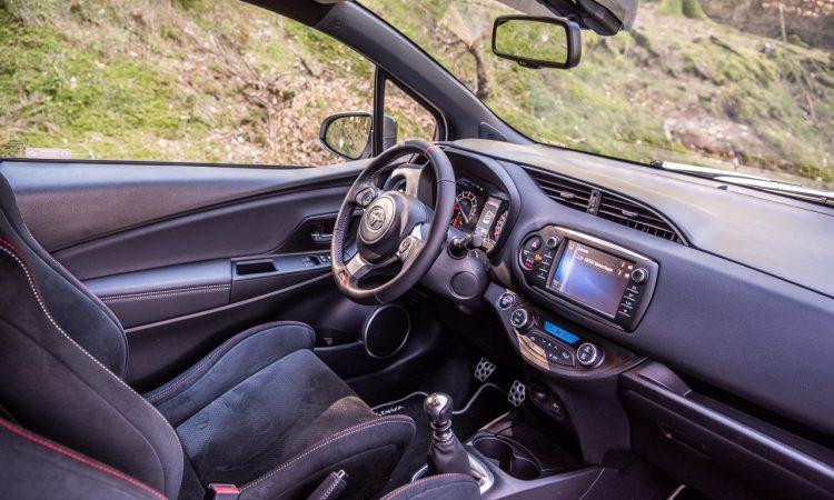 Toyota Yaris GRMN Test Fahrbericht 2018 Lotus Motor 1.8 212 PS AUTOmativ.de Benjamin Brodbeck 32 750x450 - Fahrbericht Toyota Yaris GRMN: Höllisches Minimonster mit Lotus-Effekt