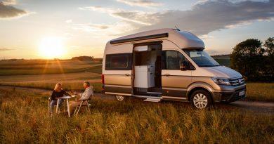 VW Volkswagen Grand California 600 und Grand California 680 13 390x205 - Mobil und doch zu Hause: VW Grand California 600 und 680 ab 55.000 Euro