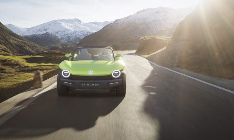 VW Volkswagen ID. Buggy auf dem Genfer Autosalon 2019 AUTOmativ.de 2 750x450 - 5 Gründe, warum der VW ID. Buggy so wichtig für die Elektromobilität ist