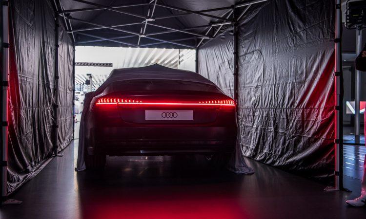 Audi A7 2018 Design Vorstellung Weltpremiere Sportcoupe Ingolstadt AUTOmativ.de Benjamin Brodbeck 12 750x450 - TOP SECRET: Hier entstehen die neuesten Audi-Modelle - Besuch im Audi Design Center