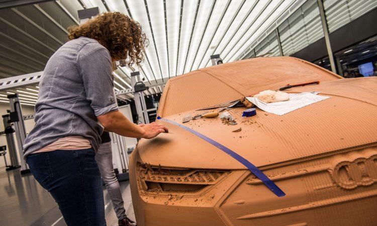 Audi A7 2018 Design Vorstellung Weltpremiere Sportcoupe Ingolstadt AUTOmativ.de Benjamin Brodbeck 16 750x450 - TOP SECRET: Hier entstehen die neuesten Audi-Modelle - Besuch im Audi Design Center