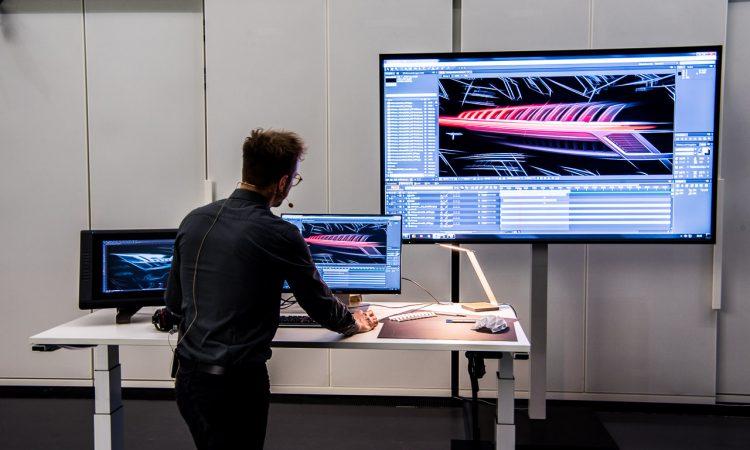 Audi A7 2018 Design Vorstellung Weltpremiere Sportcoupe Ingolstadt AUTOmativ.de Benjamin Brodbeck 8 750x450 - TOP SECRET: Hier entstehen die neuesten Audi-Modelle - Besuch im Audi Design Center