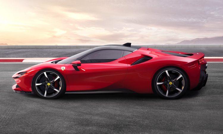 Ferrari SF90 Stradale 2020 AUTOmativ.de Benjamin Brodbeck 6 750x450 - Neuer Ferrari SF90 Stradale mit 1.000 PS und Allradantrieb