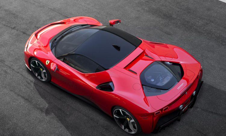 Ferrari SF90 Stradale 2020 AUTOmativ.de Benjamin Brodbeck 8 750x450 - Neuer Ferrari SF90 Stradale mit 1.000 PS und Allradantrieb