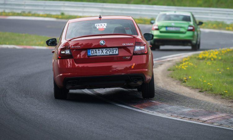 Nordschleife mit Skoda Octavia RS 245 PS 2019 AUTOmativ.de Benjamin Brodbeck 88 750x450 - Test Skoda Octavia RS auf der Nürburgring Nordschleife