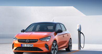 Opel Corsa e Die sechste Generation des populaeren Kleinwagens wird elektrisch 7 390x205 - Opel Corsa-e: Die sechste Generation des populären Kleinwagens wird elektrisch