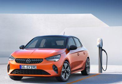 Opel Corsa-e: Die sechste Generation des populären Kleinwagens wird elektrisch