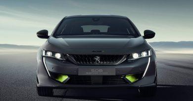 Vorsicht sportlich! Das Concept 508 Peugeot Sport Engineered Neo-Performance