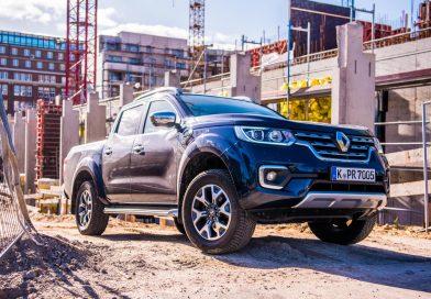 Fahrbericht Renault Alaskan dCi 190 Intense: König der Baustelle