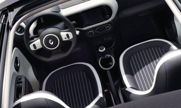 Renault Twingo 2.0 Neue Optik neues Infotainment neue Motoren 10 750x450 - Renault Twingo 2.0: Neue Optik, neues Infotainment, neue Motoren - Paris aktualisiert sein City-Car