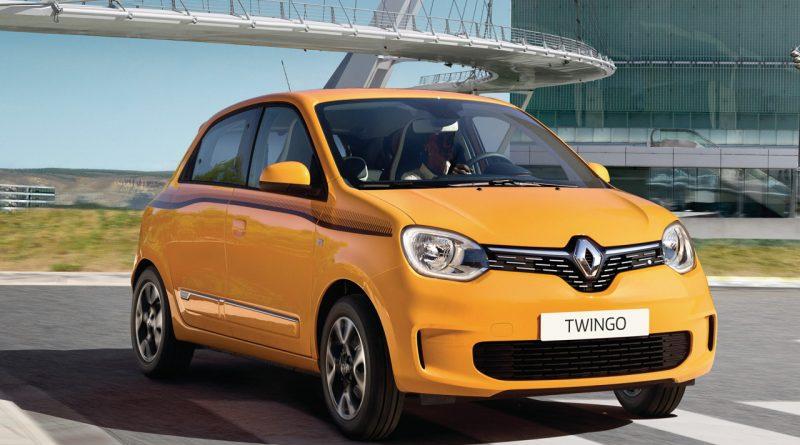 Renault Twingo 2.0: Neue Optik, neues Infotainment, neue Motoren