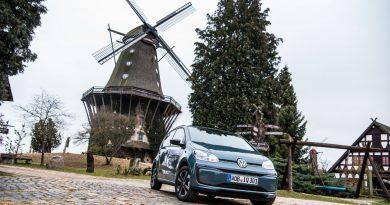 VW up! IQ.Drive im Mühlenmuseum Gifhorn: Lohnt sich das Sondermodell?