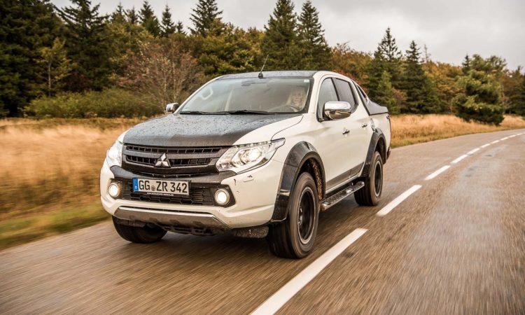 Mitsubishi L200 Pick Up Truck im Test von AUTOmativ.de Offroad 15 750x450 - Pick-Up Spezial mit VW Amarok, Toyota Hilux und Co: Unsere Top 5  Gelände-Pritschen!