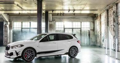 Der neue BMW 1er startet von Beginn an durch – mit M Performance Parts