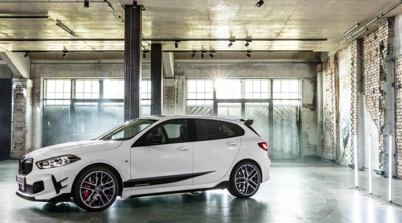 Neuer BMW 1er mit M Performance Parts 2020 LQ 1 800x445 - Der neue BMW 1er startet von Beginn an durch - mit M Performance Parts