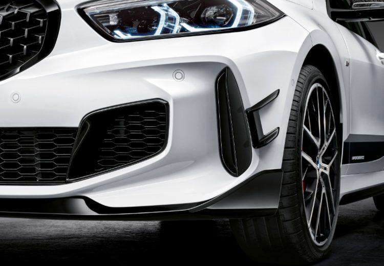 Neuer BMW 1er mit M Performance Parts 2020 LQ 5 750x521 - Der neue BMW 1er startet von Beginn an durch - mit M Performance Parts