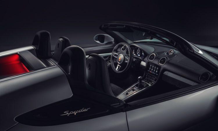 Porsche 718 Cayman GT4 und Boxster 718 Spyder 13 750x450 - Die Neuen sind da - Porsche 718 Cayman GT4 und Porsche 718 Spyder