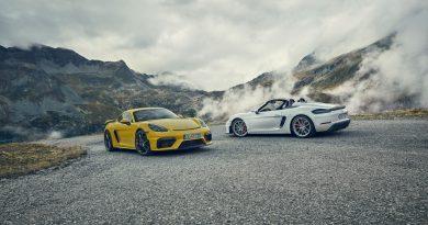 Porsche 718 Cayman GT4 und Boxster 718 Spyder 4 390x205 - Die Neuen sind da - Porsche 718 Cayman GT4 und Porsche 718 Spyder
