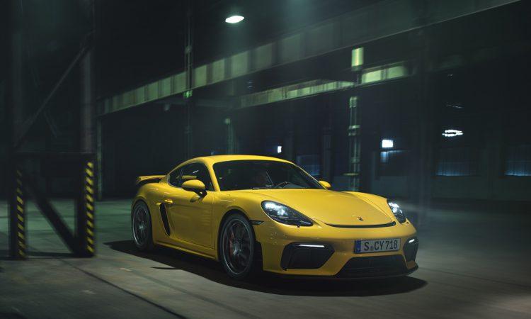 Porsche 718 Cayman GT4 und Boxster 718 Spyder 6 750x450 - Die Neuen sind da - Porsche 718 Cayman GT4 und Porsche 718 Spyder