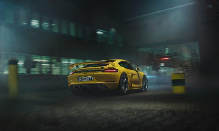 Porsche 718 Cayman GT4 und Boxster 718 Spyder 8 750x450 - Die Neuen sind da - Porsche 718 Cayman GT4 und Porsche 718 Spyder