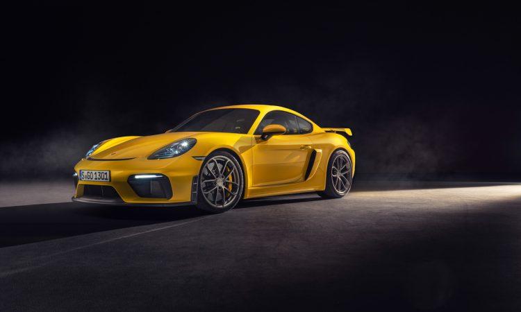 Porsche 718 Cayman GT4 und Boxster 718 Spyder 9 750x450 - Die Neuen sind da - Porsche 718 Cayman GT4 und Porsche 718 Spyder