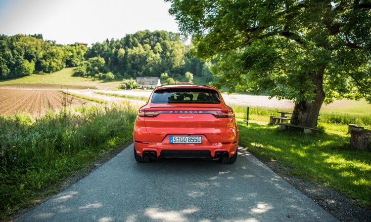 Porsche Cayenne S Coupe 2019 im Test und Fahrbericht AUTOmativ.de Benjamin Brodbeck 43 750x450 - Porsche Cayenne Turbo Coupé und Cayenne S Coupé im ersten Fahrbericht