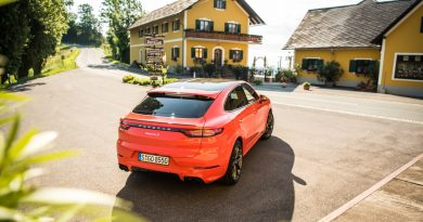 Porsche Cayenne S Coupe 2019 im Test und Fahrbericht AUTOmativ.de Benjamin Brodbeck 5 390x205 - Porsche Cayenne Turbo Coupé und Cayenne S Coupé im ersten Fahrbericht