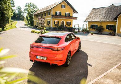 Porsche Cayenne Turbo Coupé und Cayenne S Coupé im ersten Fahrbericht