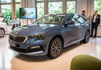 Neuer Škoda Scala G-TEC: Erdgas (CNG) für den tschechischen Golf