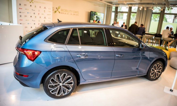 Skoda Scala G Tec Erdgasauto CNG Days Berlin 8 750x450 - Neuer Škoda Scala G-TEC: Erdgas (CNG) für den tschechischen Golf