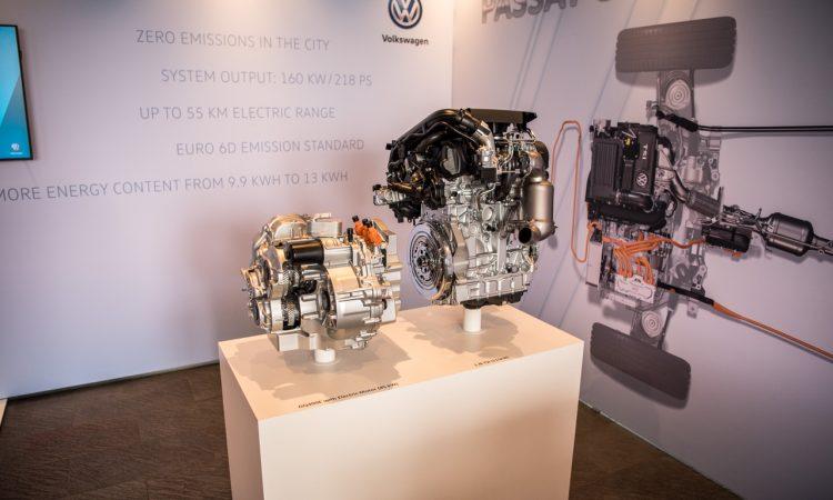 Volkswagen VW Passat R Line GTE Passat Alltrack 2020 im Test und Fahrbericht AUTOmativ.de Benjamin Brodbeck Ilona Farsky 4 750x450 - VW Passat R-Line 2.0 TSI (FL) im Fahrbericht: Schick - und vollgepackt mit Technik