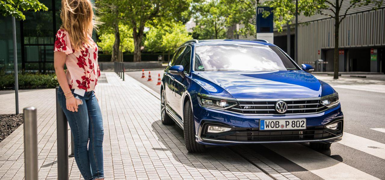 VW Passat R-Line 2.0 TSI (FL) im Fahrbericht: Schick – und vollgepackt mit Technik