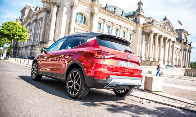 CNG Days VW Golf TGI Test und Fahrbericht 55 750x450 - Neuer VW Golf TGI (CNG) im Test: Mit vier Strohballen 11.400 Kilometer weit - CO2-neutral!