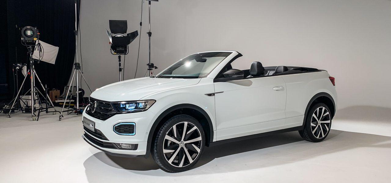 Neues VW T-Roc Cabriolet: Herzkammerflimmern bei der ersten Sitzprobe?