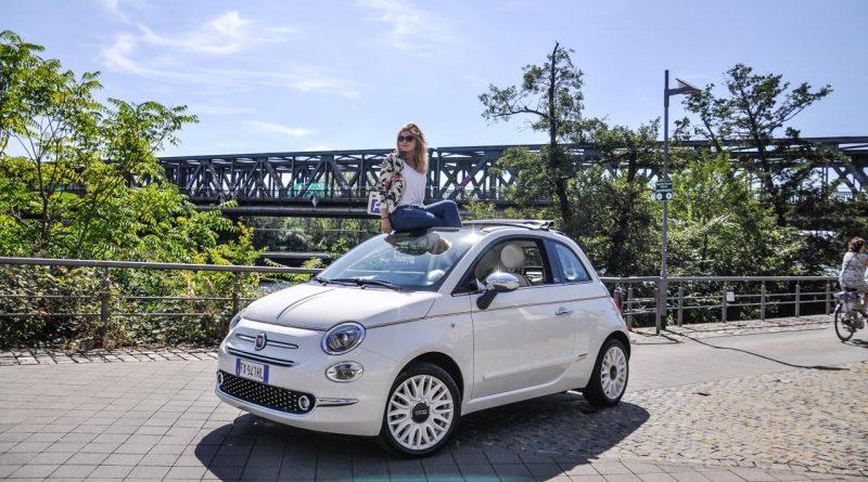 Fiat 500 Dolcevita Sondermodell im Test und Fahrbericht AUTOmativ.de Ilona Farsky Benjamin Brodbeck 21 800x445 - Fiat 500 Dolcevita im Fahrbericht: 85 PS purer italienischer Knutschkugel-Lifestyle