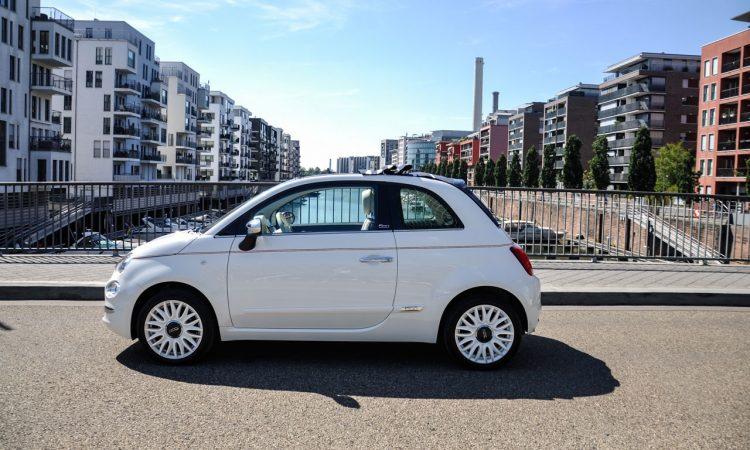 Fiat 500 Dolcevita Sondermodell im Test und Fahrbericht AUTOmativ.de Ilona Farsky Benjamin Brodbeck 5 750x450 - Fiat 500 Dolcevita im Fahrbericht: 85 PS purer italienischer Knutschkugel-Lifestyle