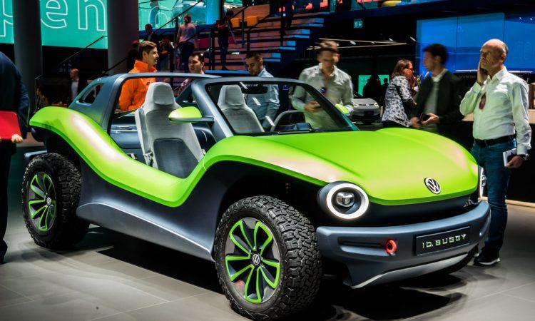 IAA 2019 ID Taycan 9 750x450 - Neuer ID.3 (2020): Erste Sitzprobe im vollelektrischen MEB-Volkswagen!